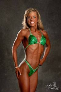 August 2011 Warrior Classic 4th place Winner, Amber Lemberger.