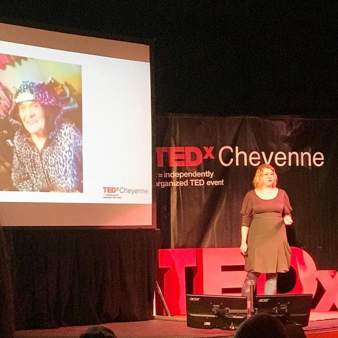 My TEDx Cheyenne Talk~ Coming Home